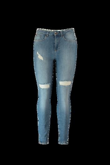 Jean skinny délavé A-shape