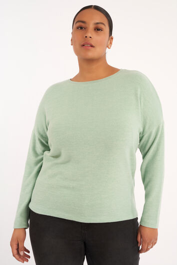 Pull-over ample