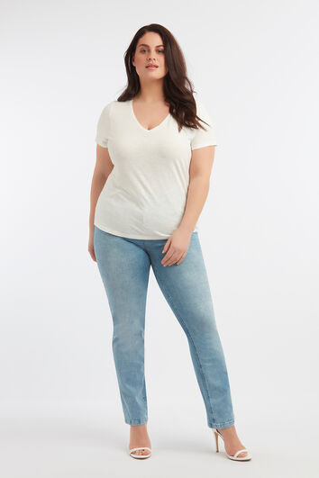Jean jambes droites LILY