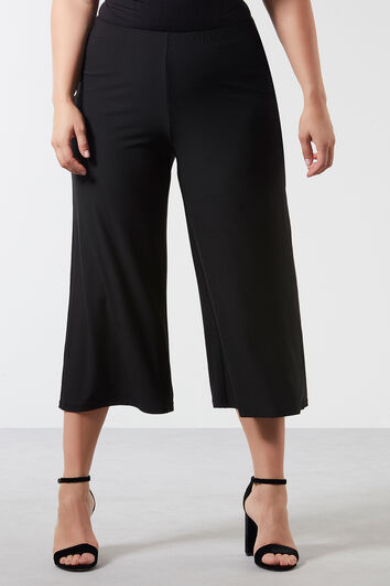 Pantalon coupe ample: Jupe-culotte