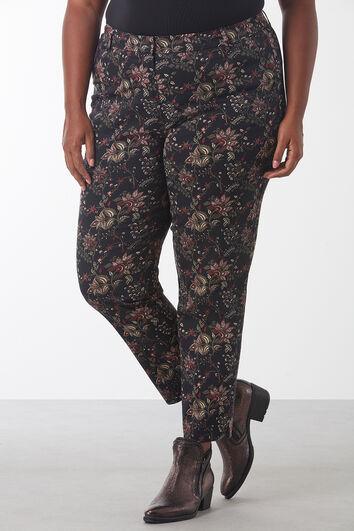 Pantalon à motif Paisley