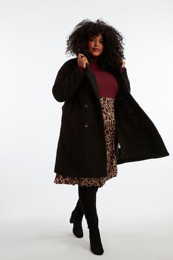 Manteau de ville long