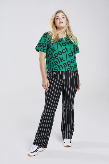 Jaune Noir Turquoise Vert Ms Mode En Ligne Officiel