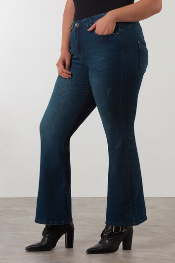 Jeans bootcut SHAPING