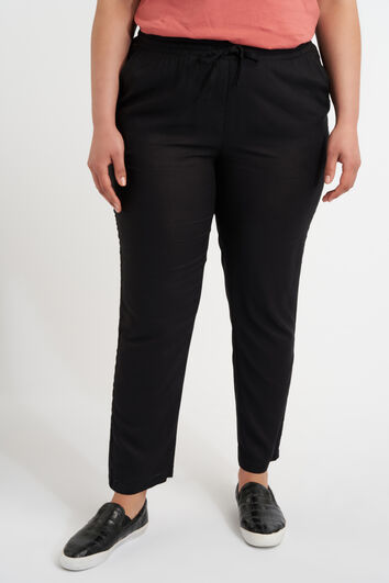 Pantalon coupe ample