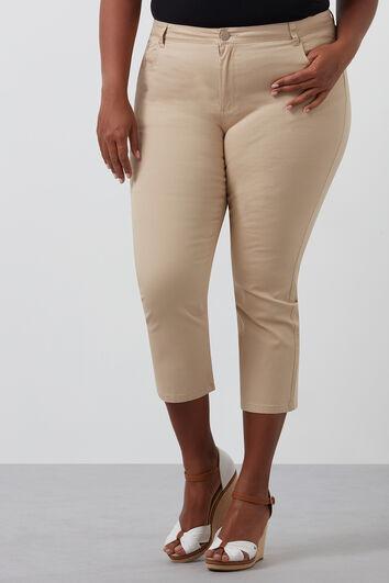 Pantalon en sergé