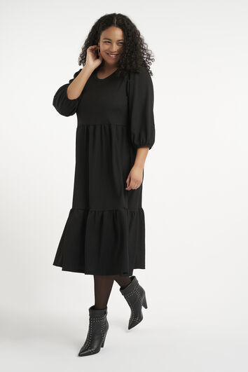 Longue robe ample