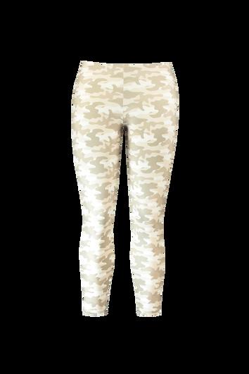 Legging à imprimé camouflage