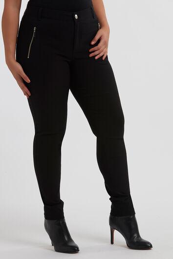 Pantalon avec fermetures Éclair